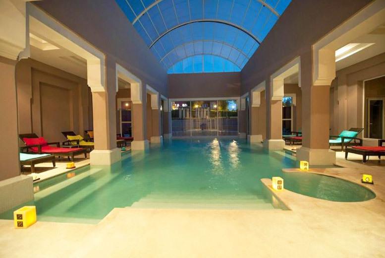 European City Breaks: 3-5nt 5* Luxury All-Inclusive Marrakech Spa Break & Flights
