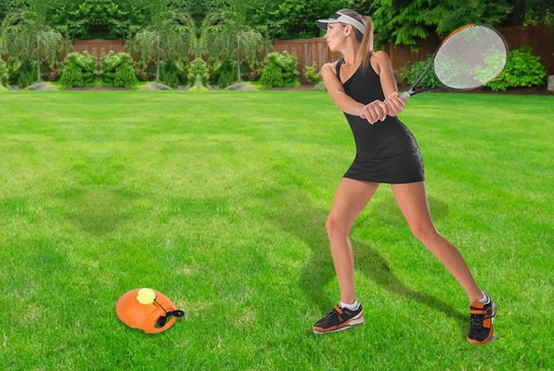 Weighted Tennis Trainer & Tennis Ball