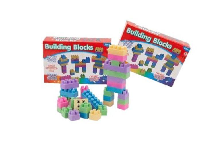 Children's Colourful Building Blocks (£3.99)