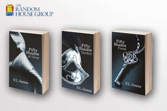 £11.50 instead of £23.97 for the best-selling Fifty Shades Trilogy from Random House - save 52%
