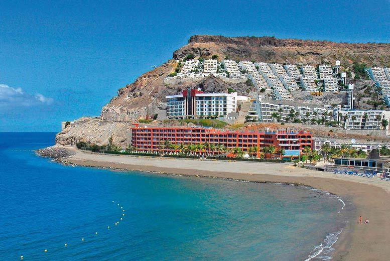 Beach Holidays: 5-7nt Luxury 4* All-Inclusive Gran Canaria Getaway & Flights