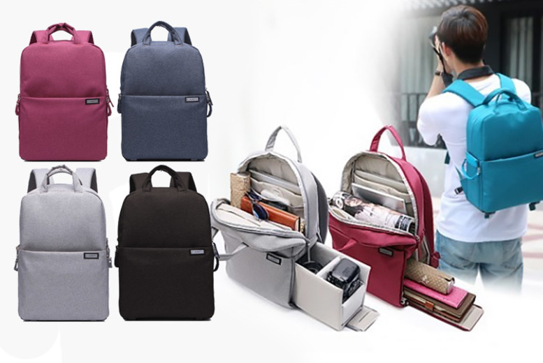 Multi-Function Backpack – 5 Colours! (£27)