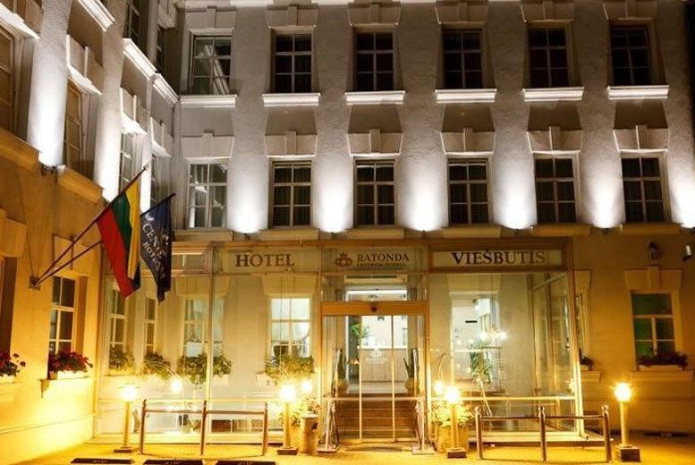 European City Breaks: 4* Vilnius, Lithuania City Break & Flights