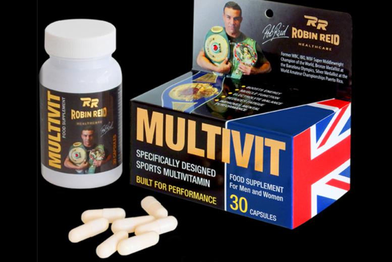 30 Sports Performance Multivitamin Capsules (£5.99)