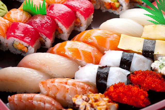 £29 for an 'all you can eat' sushi buffet for 2 at Sushi Café, Battersea Park