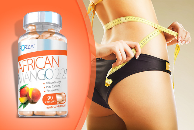 £9.99 instead of £19 (from Forza Supplements) for 90 capsules of African Mango, or £17.99 for 180 capsules - save up to 47%