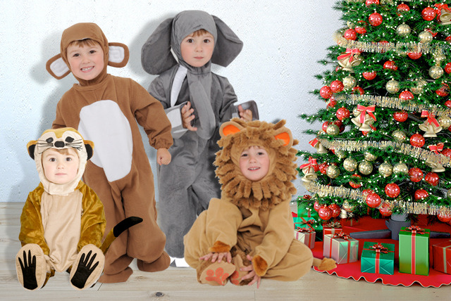 £14 instead of £29.99 (from Little Babas) for your choice of cute children's animal costume - save 53%
