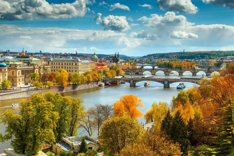 European City Breaks: 8nt Berlin, Prague, Vienna & Budapest Holiday, Transfers & Flights