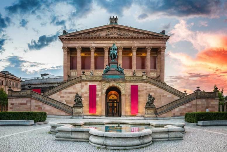 European City Breaks: 4-6nt Berlin & Hamburg Getaway, Train & Flights