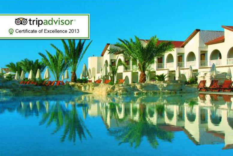 £249pp instead of £393.70pp (from iFly) for a 3-night stay in Cyprus inc. flights, £349pp for 5nts, or £429pp for 7nts - save up to 37%