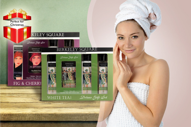 £6 instead of £9.96 (from eChemist) for a Berkeley Square bodycare set, £9.99 for the Nightingale Collection - save up to 40%
