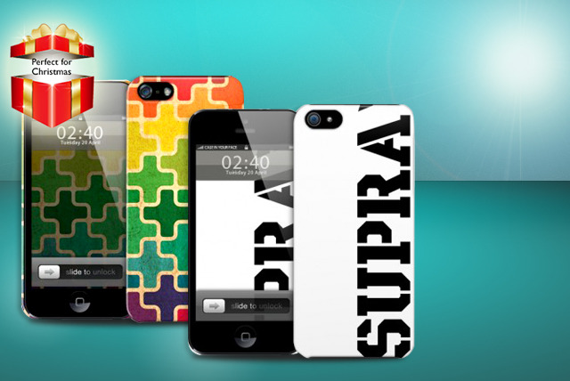£8 instead of £14.95 (from Case in Your Face) for your choice of funky iPhone or Samsung phone case - save 46%