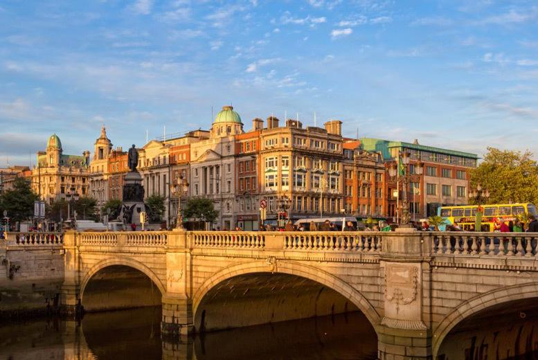European City Breaks: 2-3nt Dublin Getaway & Flights