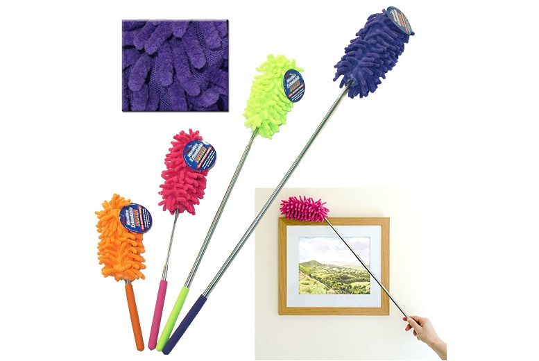 Extendable Microfibre Washable Duster (£2.99)