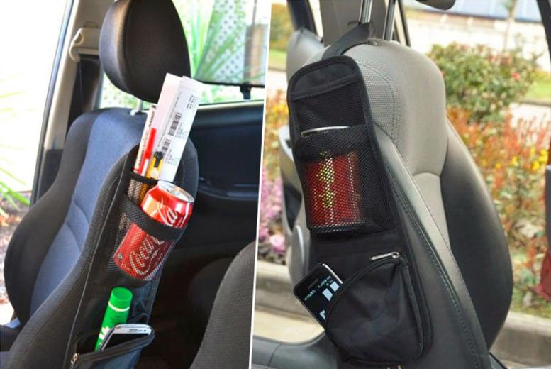 Car Seat Storage Pocket (£2.99)