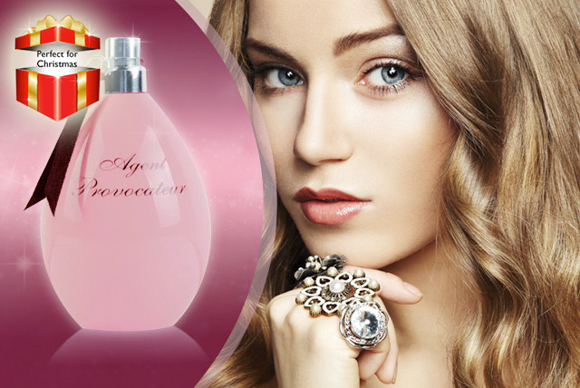 £36 instead of £64.75 (from The Beauty Store) for Agent Provocateur Eau de Parfum 100ml – save 44%