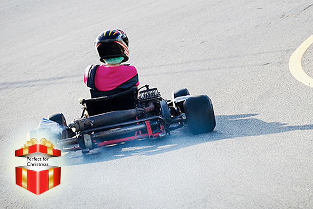 £14 instead of £35 for one hour of go-karting at Midland Karting, Birmingham - save 60%