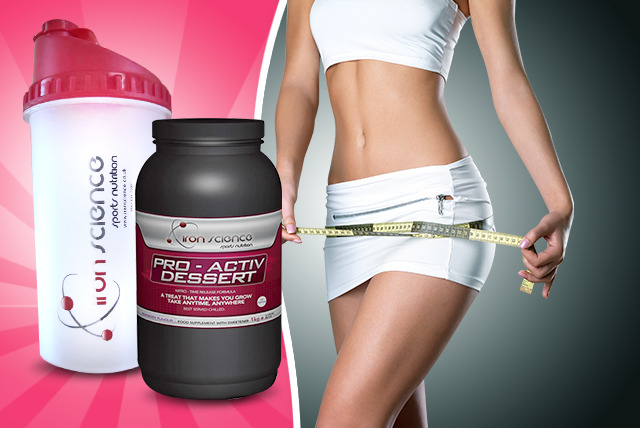 £19.99 instead of £44.99 (from Ironscience) for a 1kg tub of Pro-Activ Protein Dessert and a shaker - save 56%