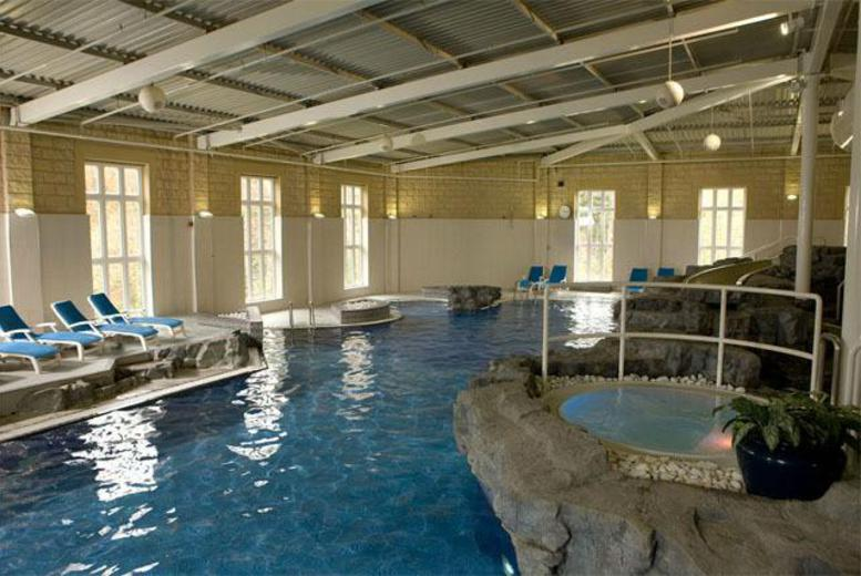 From £99 instead of up to £210 for a 1-night spa break for 2 inc. b'fast, 3-course dinner & bottle of wine at Slaley Hall, Northumberland - save up to 53%