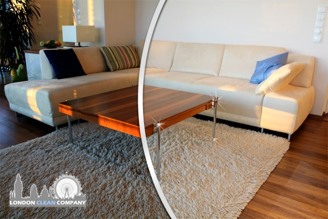 £29.99 for a carpet & upholstery cleaning voucher worth £100 from the London Clean Company - tackle the grime and save 70%