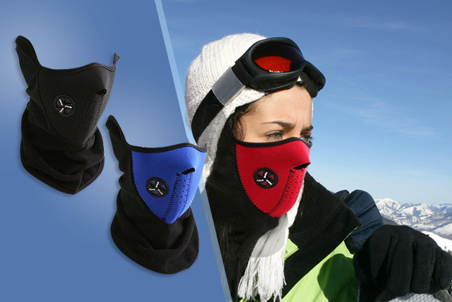 £5 instead of £19.99 (from Fizzy Peach) for a thermal neoprene face and neck mask - save 75%