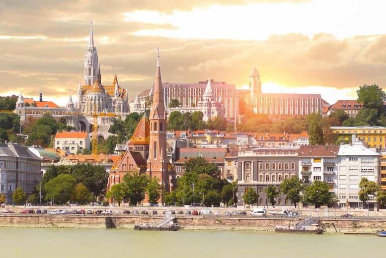 European City Breaks: 2-3nt Central Budapest City Break & Flights