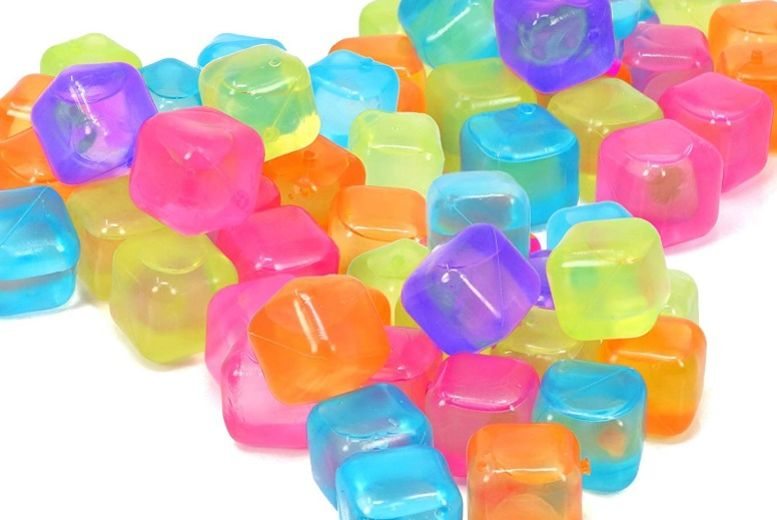 20 Pack of Reusable Ice Cubes (£2.99)