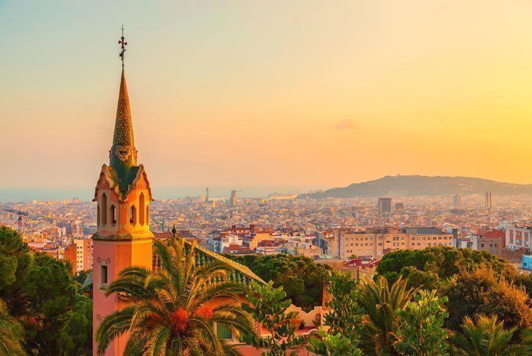 European City Breaks: 2-4nt 4* Barcelona Spa Mini-Break & Flights - Multiple Airports!