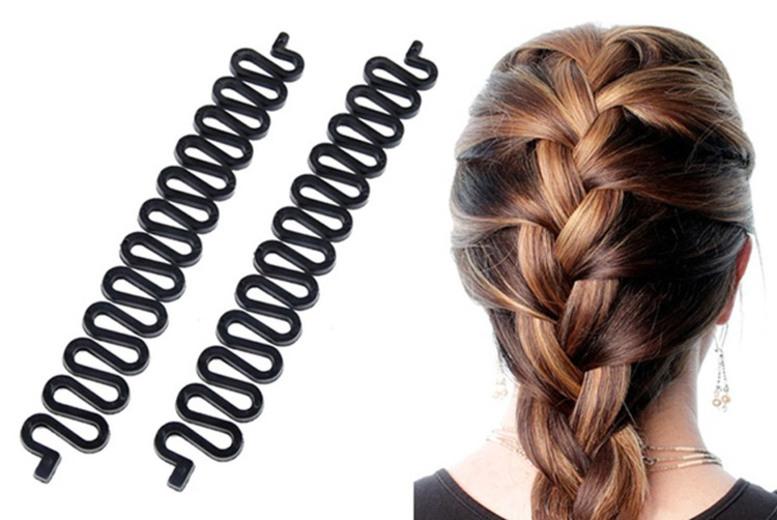2 Hair Braiding Tools (£1.99)