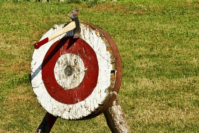 £20 instead of £45 for a 2-hour archery & axe throwing experience for 1, £40 for 2 or £80 for 4 with Unlimited Events, Nottingham - save 56%