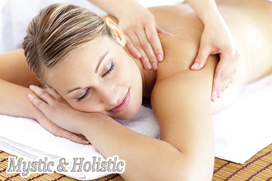 £15 instead of £50 for a 1 hour chocolate back, neck and shoulder massage at Mystic & Holistic, Manchester - save a sweet 70%
