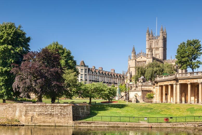 UK City Breaks: 4* Luxury Bath Stay, Breakfast & Roman Baths