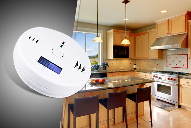 £11.99 instead of £29.99 (from TheGiftShopUK) for a carbon monoxide detector - stay safe and save 60%