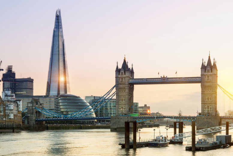 UK City Breaks: 1-2nt 4* London Stay, Breakfast, London Eye & River Cruise
