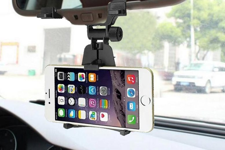 Magnetic Car Mobile Phone Holder  2 Colours
