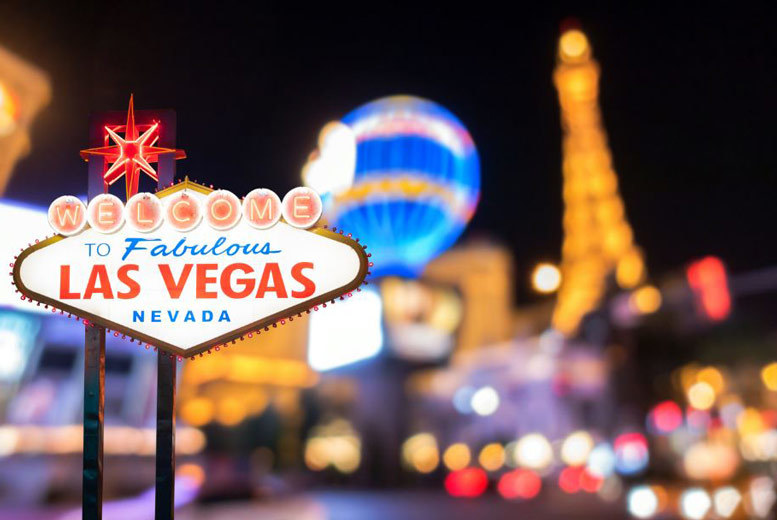 3-7nt Luxury Las Vegas Holiday & Flights