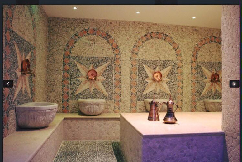 Beauty: Moroccan Hammam Spa Experience for 1 or 2 People – With Treatments!