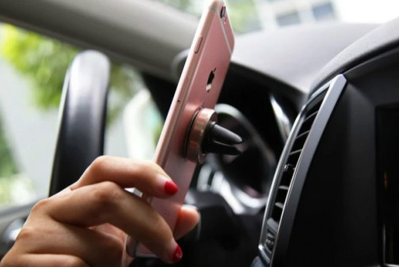 Magnetic Mobile Phone Holder  5 Colours!