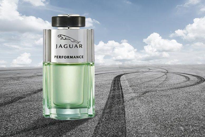 Image of 100Ml Jaguar Classic Performance' Edt | White | Living Social