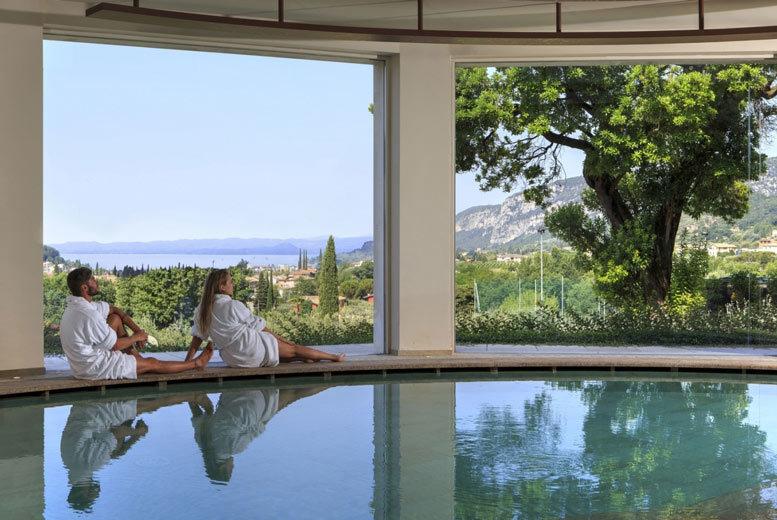 European City Breaks: 3nt 4* Half-Board Lake Garda Stay, Wine Tasting, Massage & Flights
