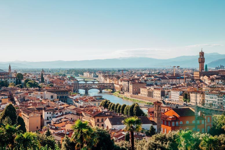 From £159pp (from Weekender Breaks) for a four-night Rome and Florence holiday with breakfast, train transfer and return flights, or from £199pp for six nights - save up to 57% from Weekender Breaks