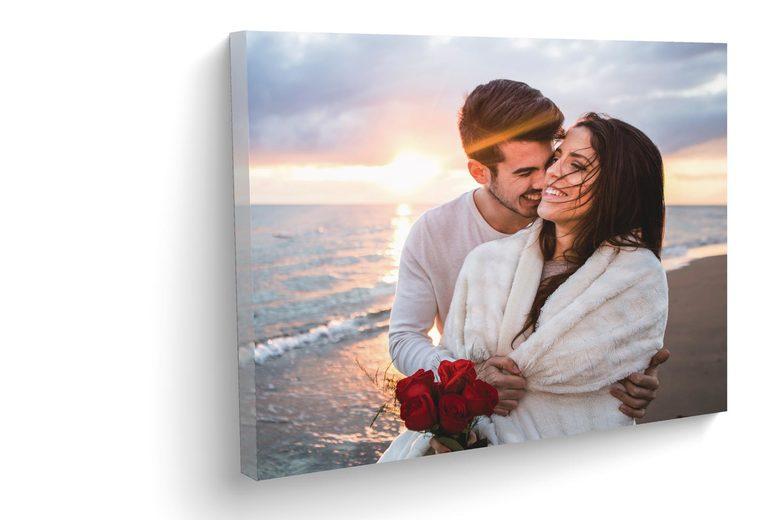 51 x 41cm Personalised Photo Canvas