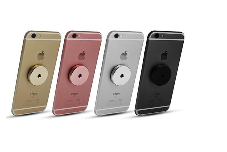 Round Universal Phone Holder  4 Colours!