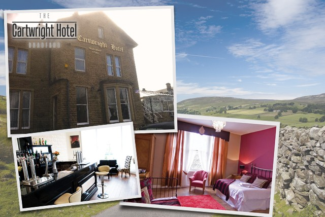 £44 for a 1 night stay for 2 including breakfast at The Cartwright Hotel, Yorkshire, or £67 for 2 nights – save up to 52%
