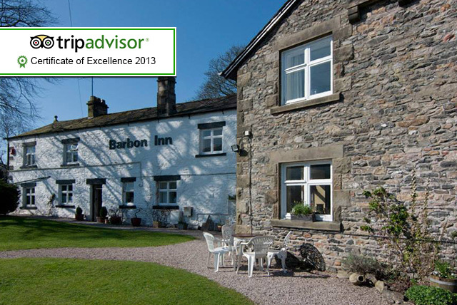 £89 instead of up to £178 (at The Barbon Inn) for a 2-night stay for 2 people including full English breakfast - save up to 50%