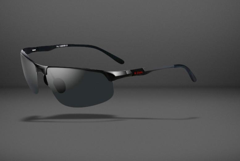 Men's Pilot Aluminium Sunglasses – 3 Colours! (£11)