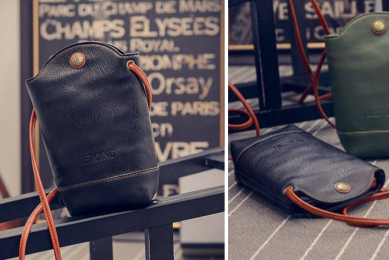 Women's Mini Purse Bag - 4 Colours!