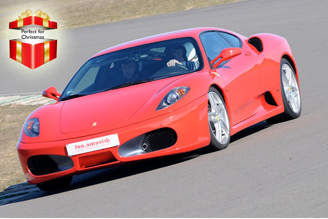 £49 instead of £109 for a junior or adult experience with 1 supercar, or £89 with 2 supercars at Drive Me, Stafford - save up to 55%