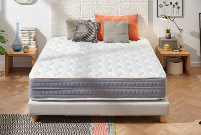 Graphite Bio-Core Gel Mattress – 4 Sizes! (£99)