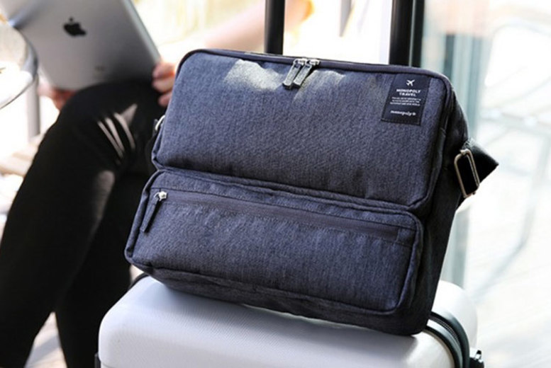 Multi-Compartment Travel Bag 6 Colours!